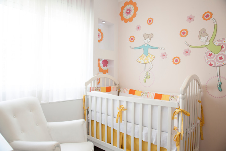 Tikkanen arquitetura Nursery/kid's roomAccessories & decoration