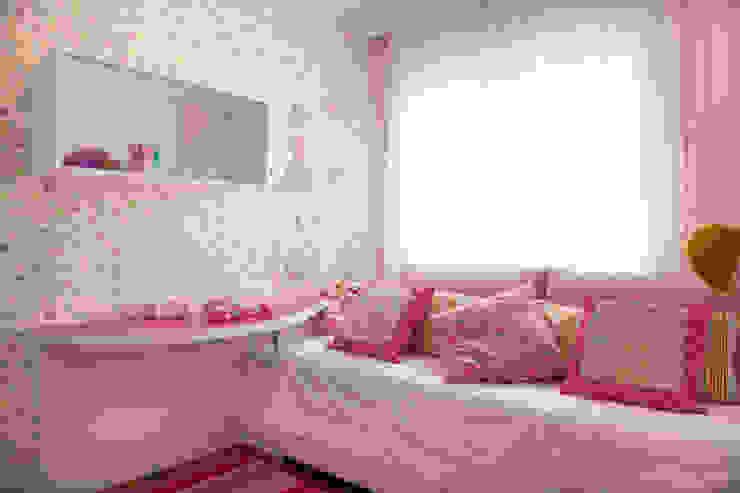 Vila Mariana Quarto infantil moderno por Tikkanen arquitetura Moderno