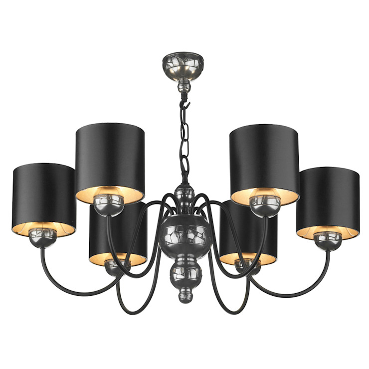 Pewter Ceiling Lights: modern  by Socket Store, Modern