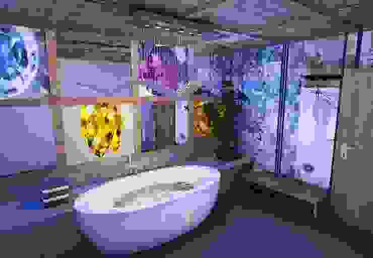 200 Jahre vor Christus Minimalistische Badezimmer von Art of Bath Minimalistisch