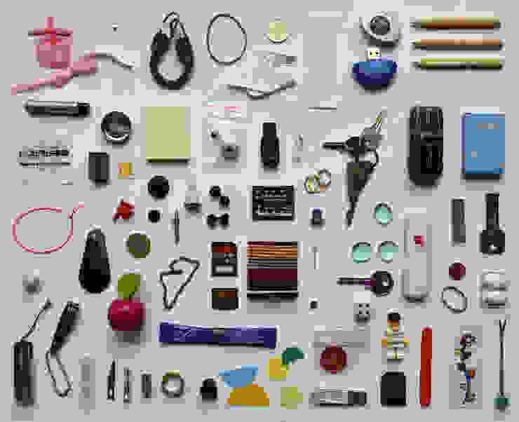 van Julie Dautel Eclectisch