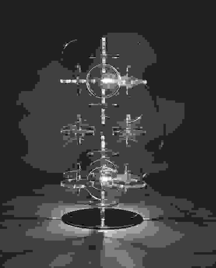 LAMPADA DISCOLA di Prodottadagiò by Giorgia Paganini
