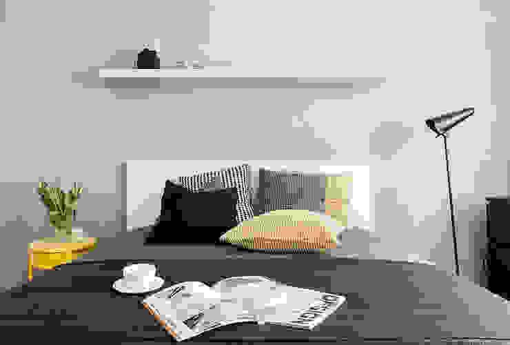 głodni STYLU pracownia projektowa Modern style bedroom
