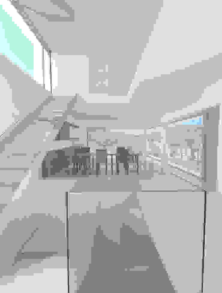 Vivienda unifamiliar en Los Villares de Ricardo ortega & Asociados. Arquitectos Moderno