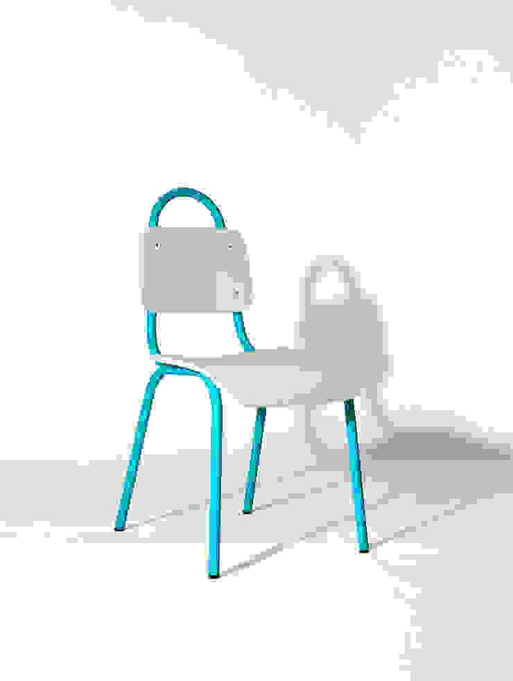 Primary Grey Dining Chair: modern  by Primary Grey, Modern