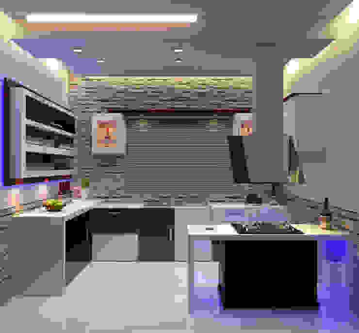 Modern Kitchen Modern kitchen by Nimble Interiors Modern