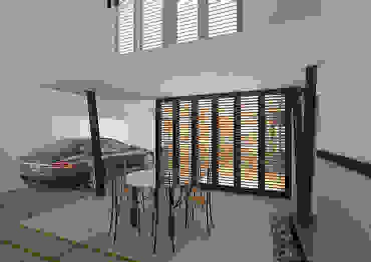 Vivienda unifamiliar en Torrenueva de Ricardo ortega & Asociados. Arquitectos Moderno