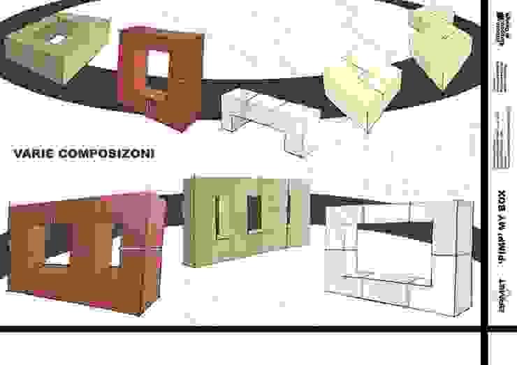 "<q class=""-first"">PimpmyBox</q> per Armet:  in stile industriale di marcocapetodesign, Industrial"