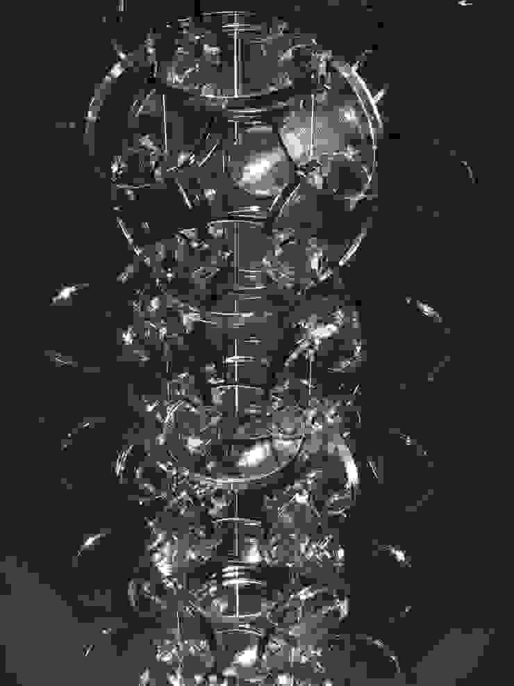 LAMPADA DISCOLA di Prodottadagiò by Giorgia Paganini Minimalista