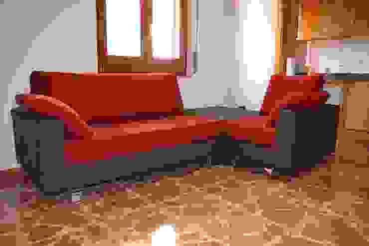 Re-Made di P. Pennestrì vestire gli interni Moderno