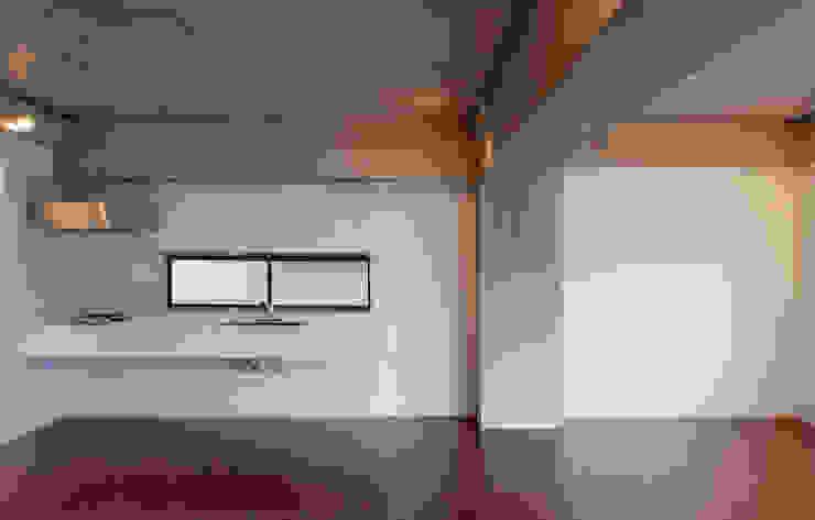 LDK: CRAFTONEが手掛けたキッチンです。,モダン