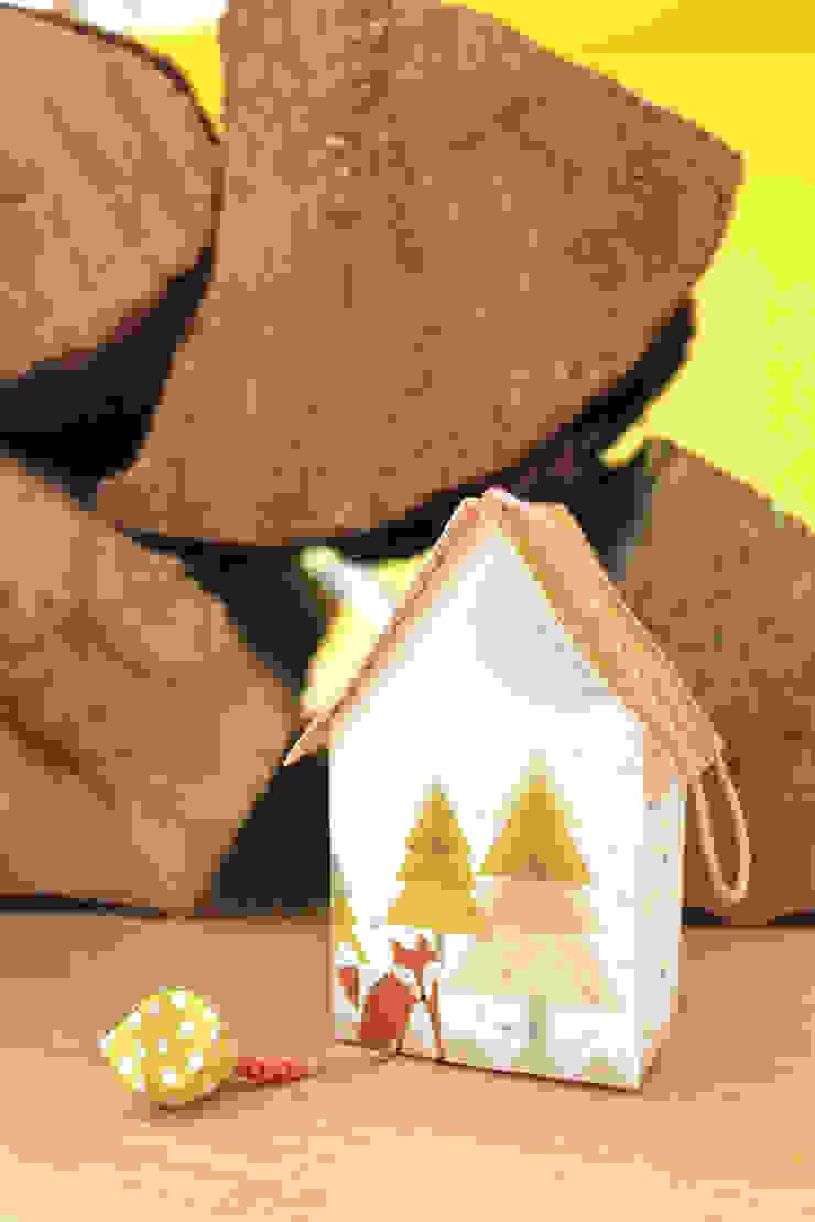 Cabane <q>Woody</q> Les Colocataires par Les Colocataires