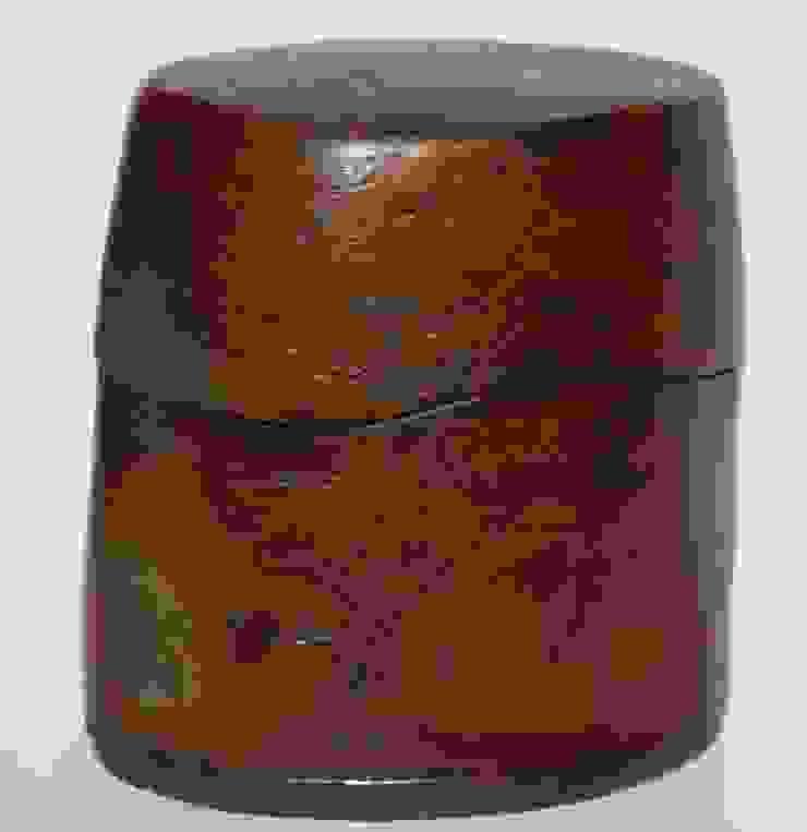 boîte rouge 22 cm x 28cm par nadine lebas TERRA SIG Éclectique