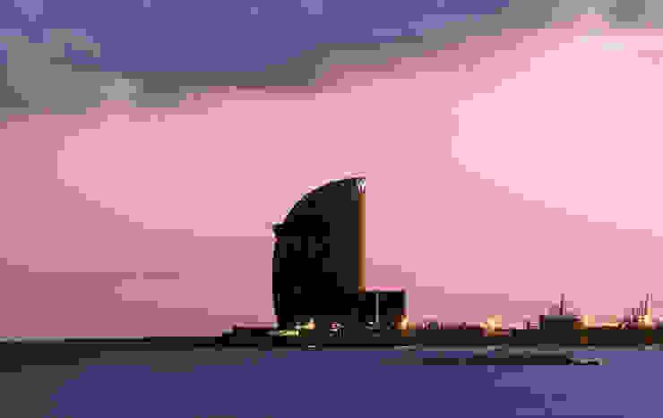 Hotel W Barcelona de Ricardo Bofill Taller de Arquitectura