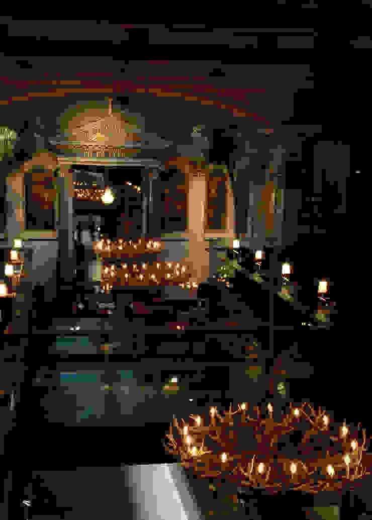 Alma De Cuba Interior design by R2 Architecture