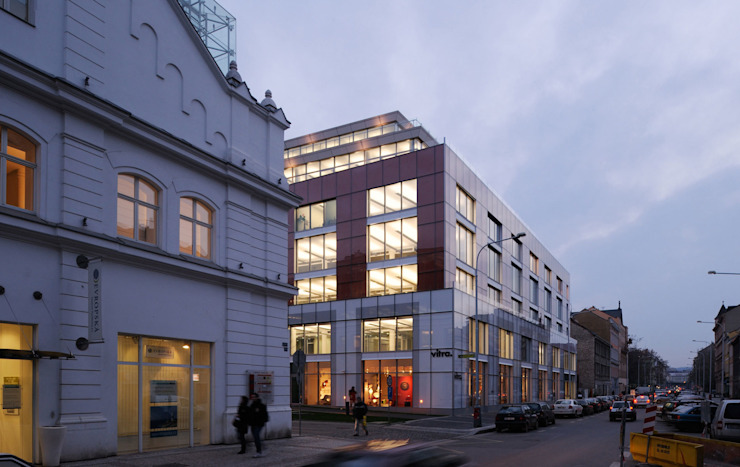 Corso II de Ricardo Bofill Taller de Arquitectura