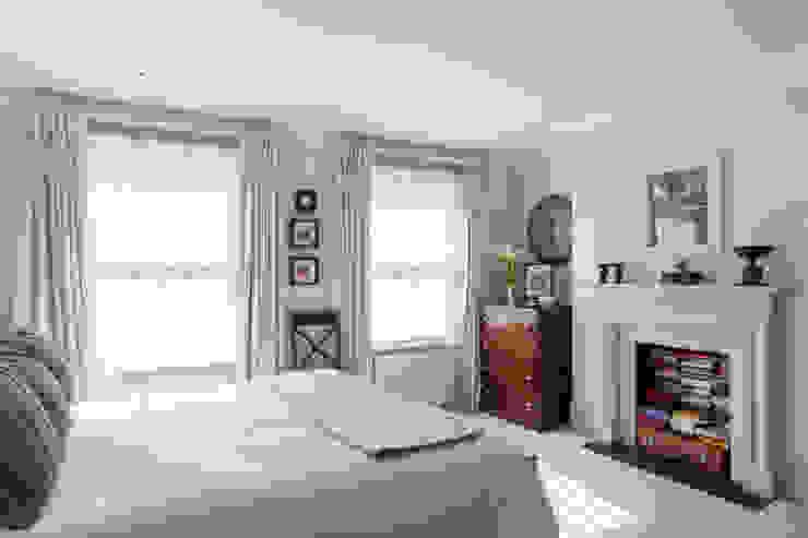 Projekty,  Sypialnia zaprojektowane przez Justin Van Breda,