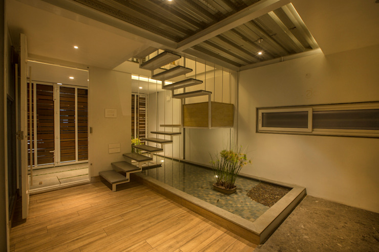 M—HOUSE: modern  by Technoarchitecture.inc,Modern