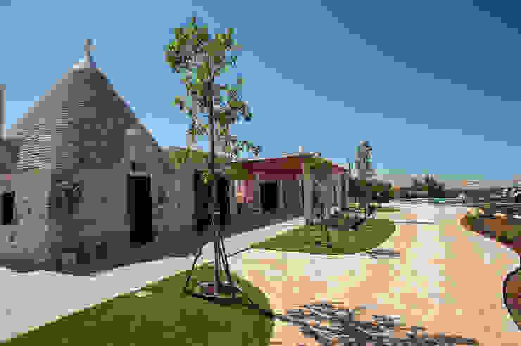 Ristrutturazione di Trulli di Studio di Urbanistica ed Architettura Mediterraneo