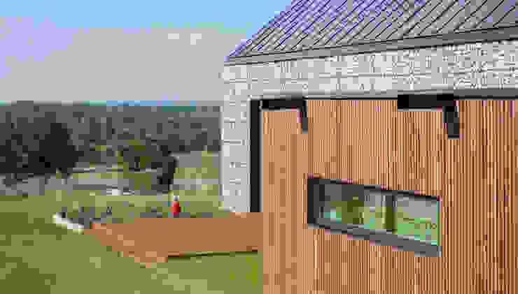 KROPKA STUDIO'S PROJECT Modern houses by Kropka Studio Modern