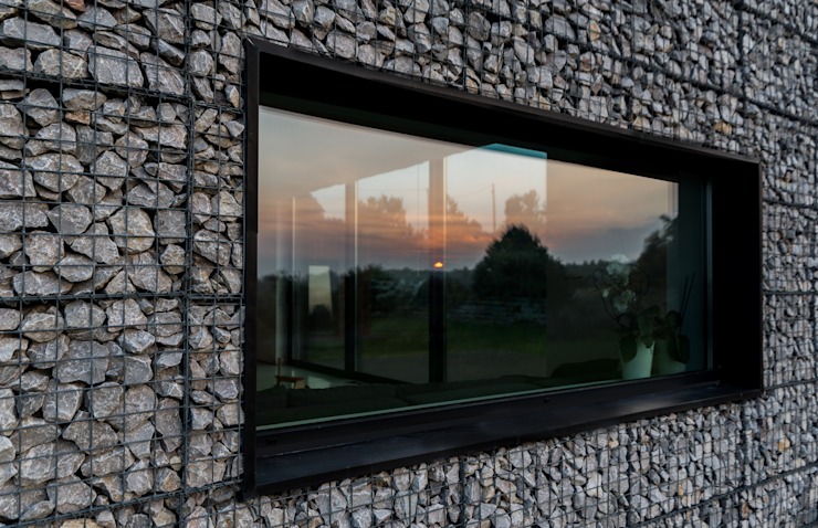 KROPKA STUDIO'S PROJECT Kropka Studio Modern Windows and Doors