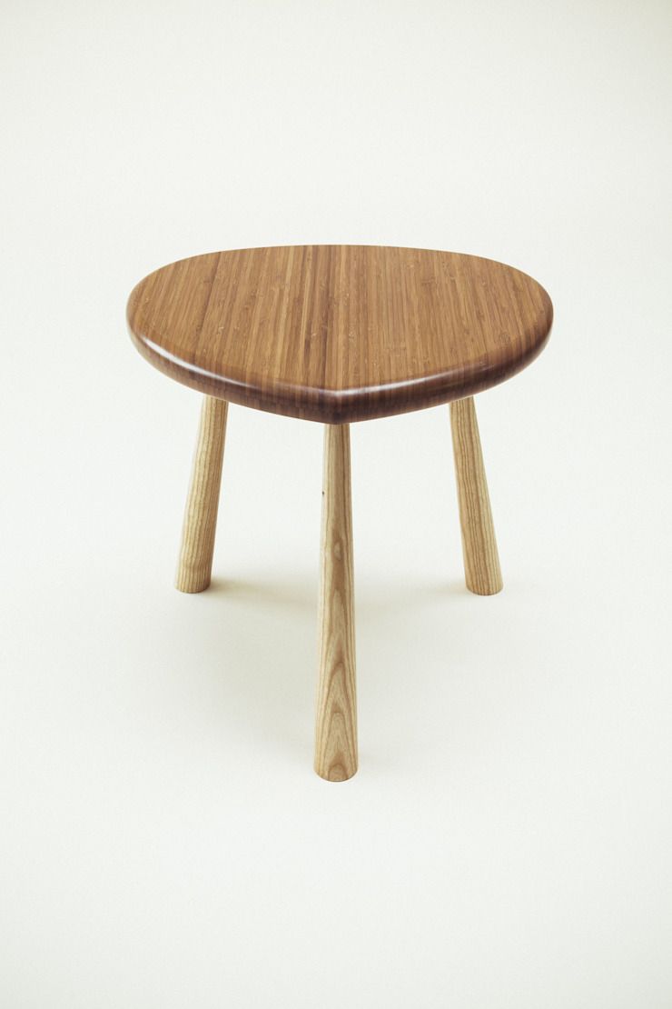 Conker Occasional Table by Henry Swanzy