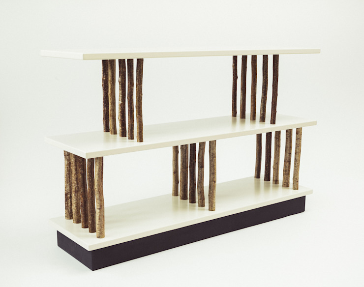 Merthen Bookcase by Henry Swanzy