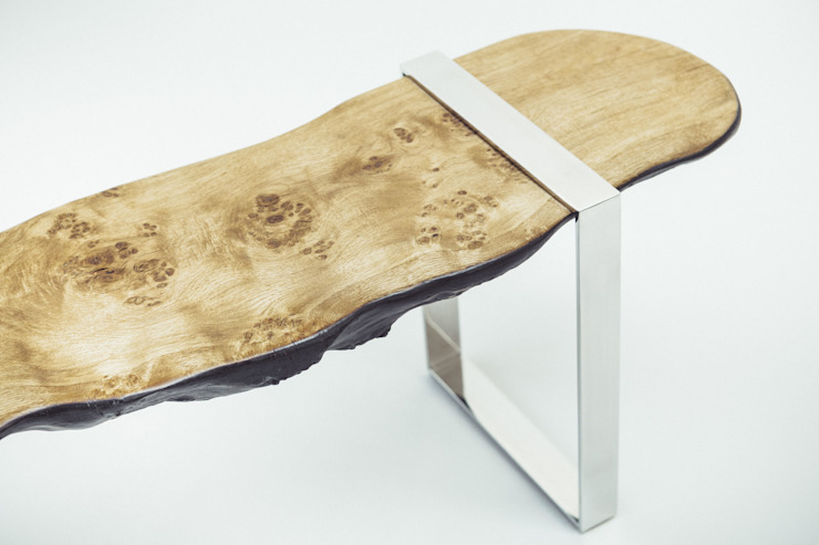 Orinico Bench by Henry Swanzy