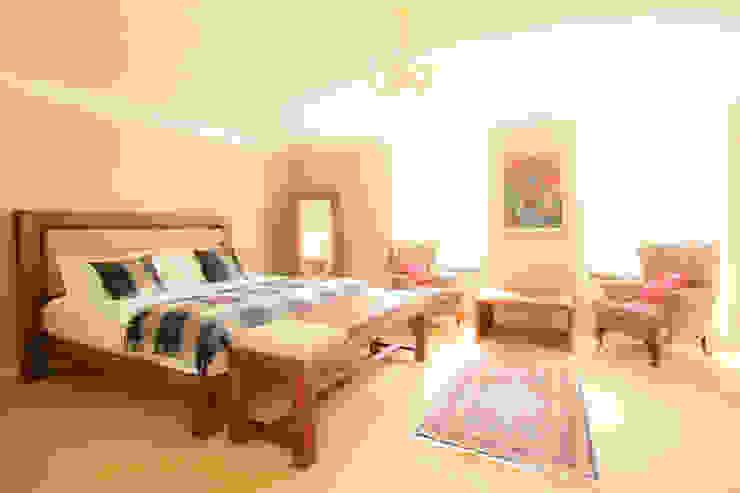 Solid Black Walnut Bedroom Furniture by NAKED Kitchens