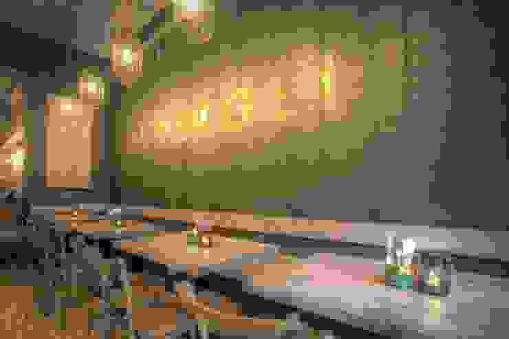 Mowgli Street Food by R2 Architecture