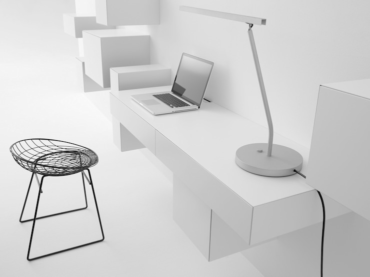 VISION ELEMENTS WORKSTATION B van Pastoe Minimalistisch