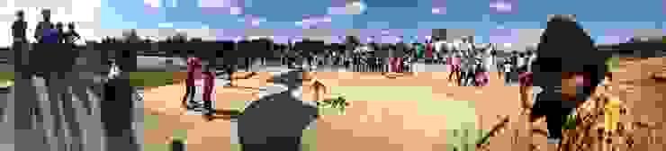 Skatepark Nairobi von MAIER LANDSCHAFTSARCHITEKTUR/ BETONLANDSCHAFTEN