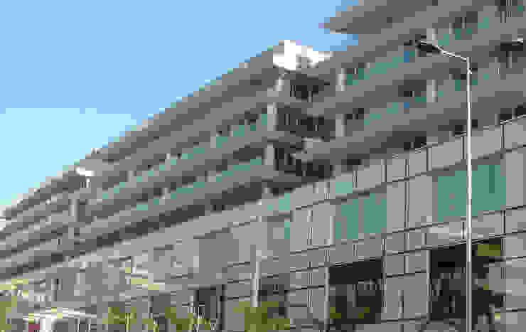 Funchalcentrum de Ricardo Bofill Taller de Arquitectura