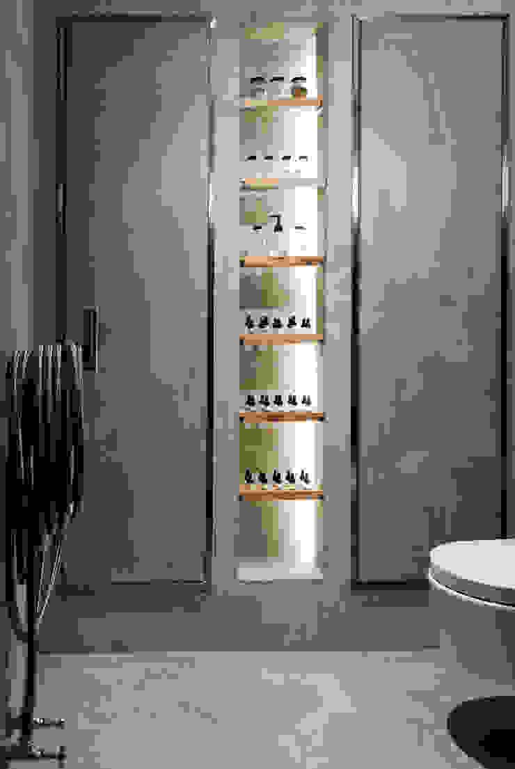 Loft 20-21 Case in stile minimalista di TETRAO Minimalista