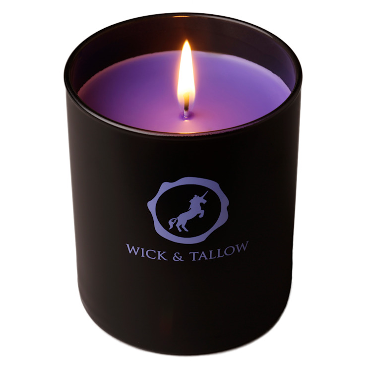 Wick & Tallow Lavender & Ginger Candle: modern  by Wick & Tallow, Modern