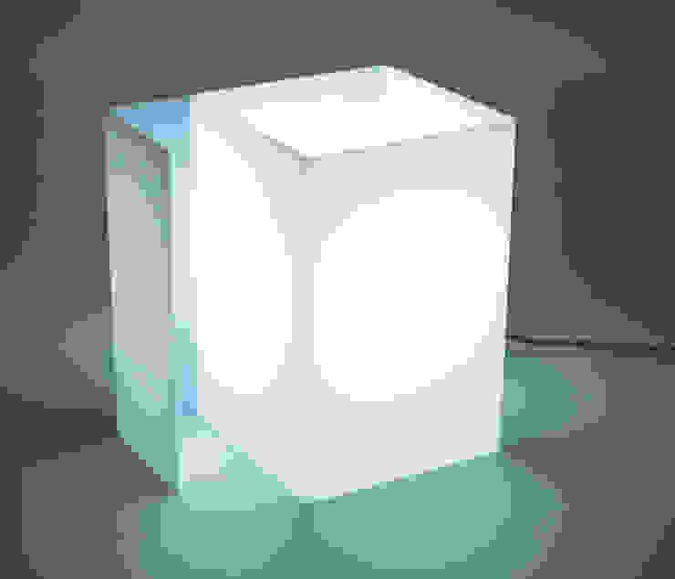 Booklight di Designtrasparente Minimalista