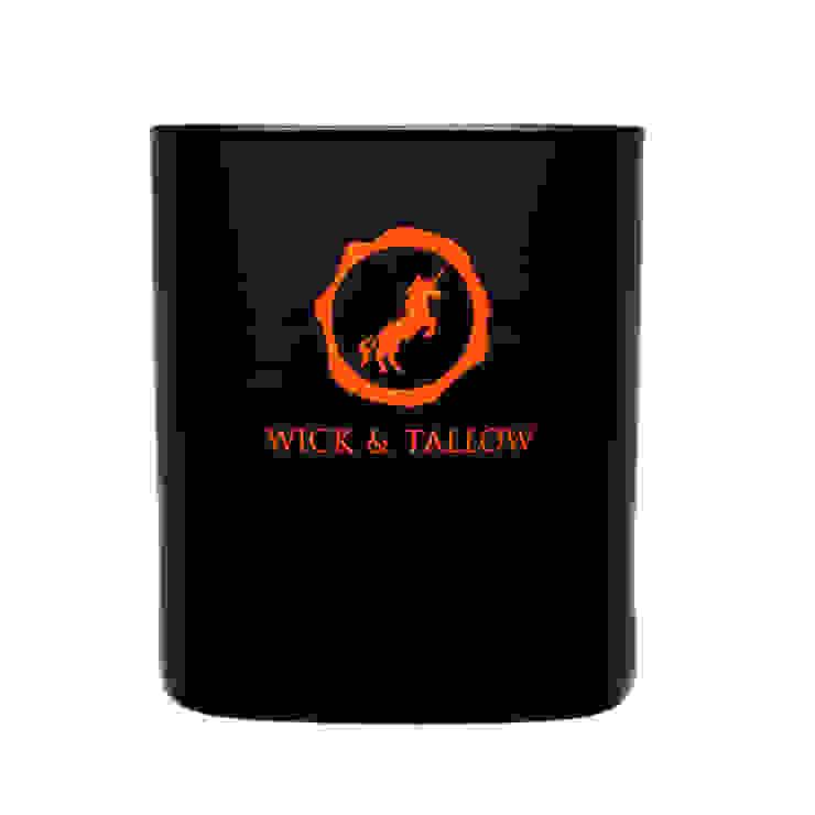 Wick & Tallow Lemongrass & Neroli Candle: modern  by Wick & Tallow, Modern