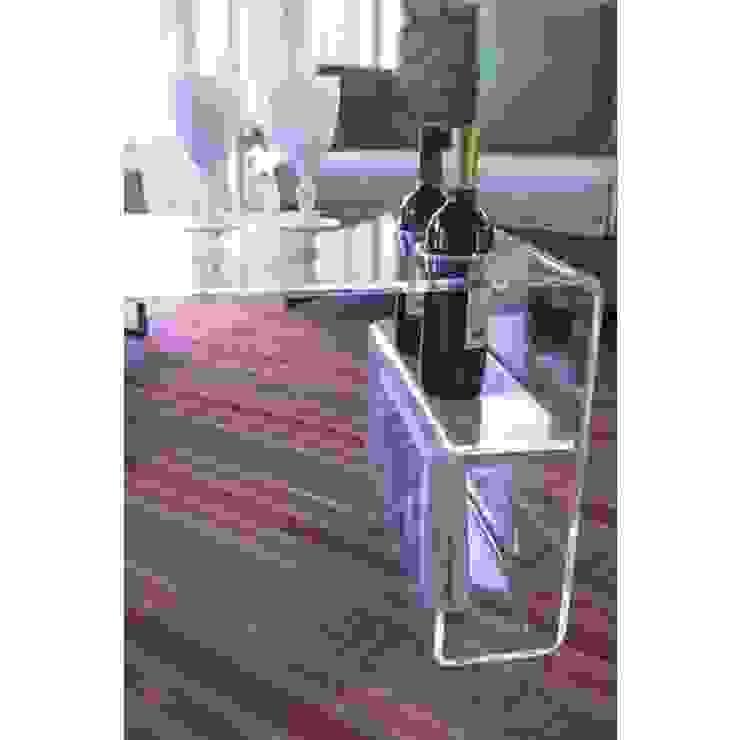 Tavolino da salotto Casper di Designtrasparente Moderno