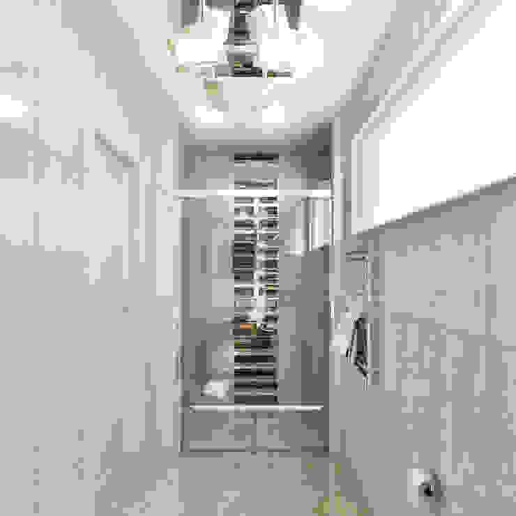 small bathroom Bathroom by Hampstead Design Hub