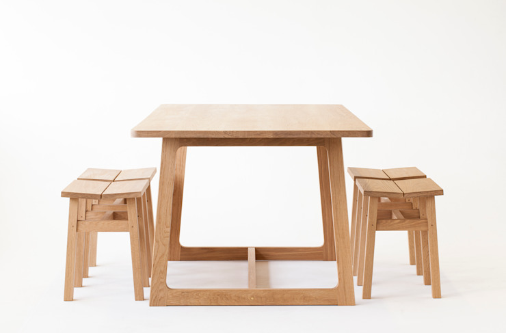 Dessau Dining Table Liam Treanor