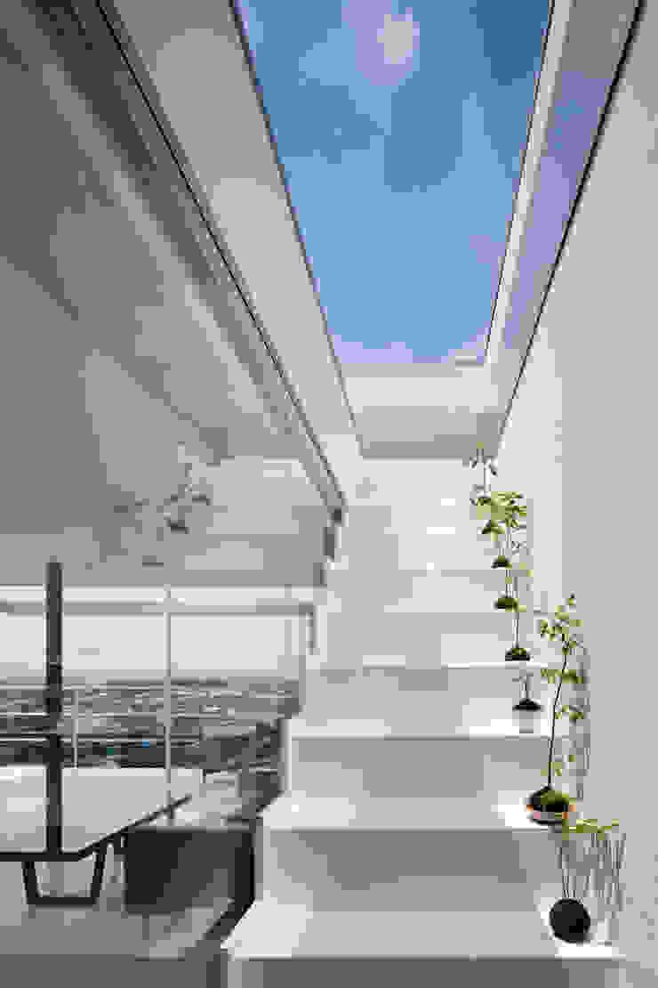 House in Narazaka Rooms by Yoshiaki Yamashita Architect&Associates