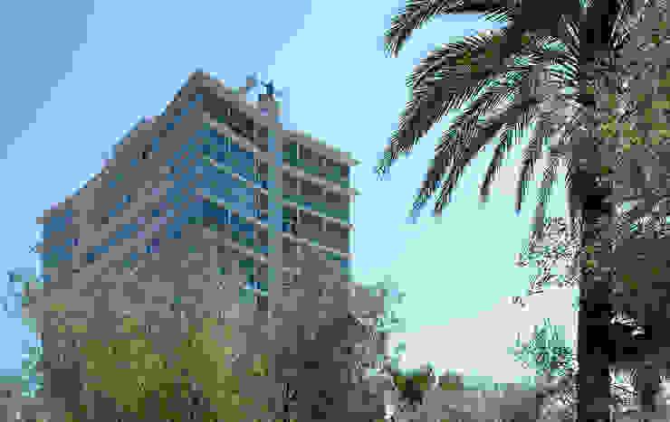 Front Marítim Apartments de Ricardo Bofill Taller de Arquitectura
