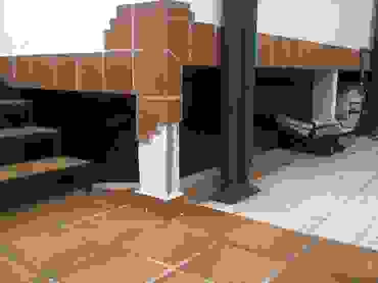Reforma y Ampliacion de vivienda Unifamiliar de Tridente Proyectos, s.l. Minimalista