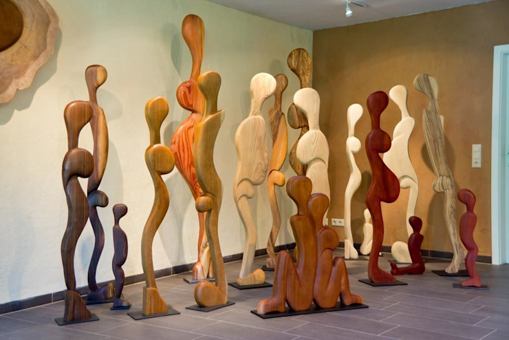 van Der Holzkünstler Thomas Schwarz