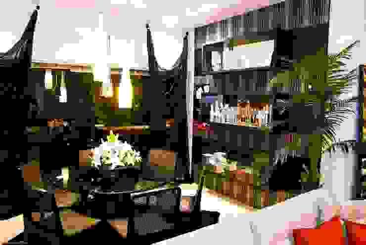 Sala de Jantar Salas de jantar ecléticas por Aline Silva Arquitetura Eclético