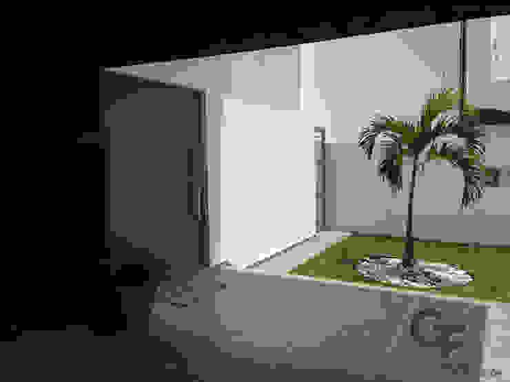 CAROLCO 1 Casas modernas de GF ARQUITECTOS Moderno