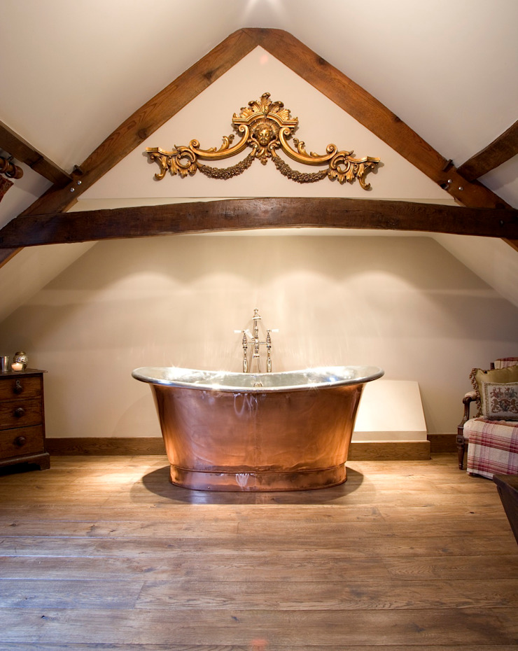 William Holland Copper Baths: classic  by William Holland, Classic