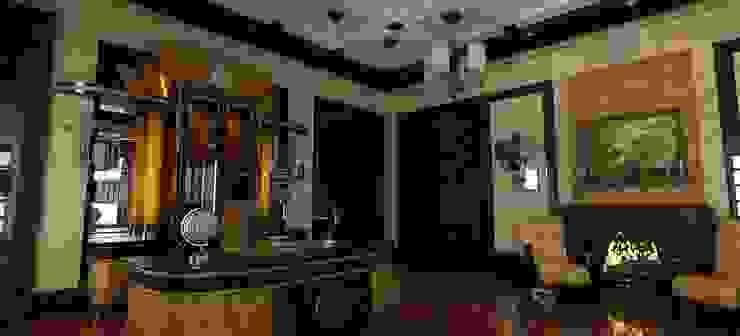 Gandhi Nagar, Villa Rooms by Dimensions
