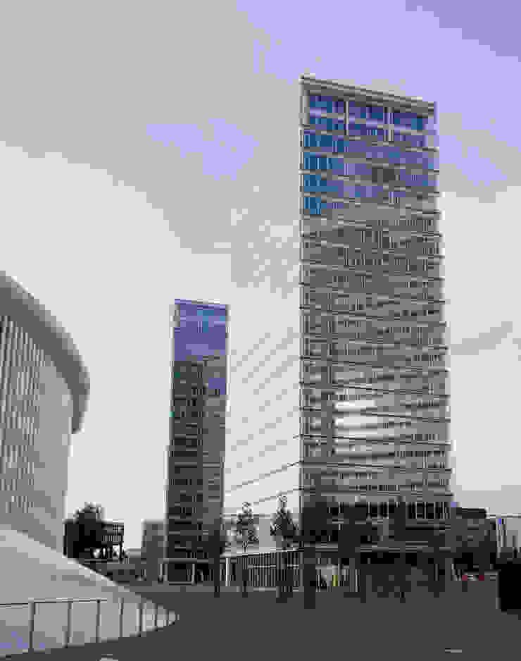 La Porte de Ricardo Bofill Taller de Arquitectura