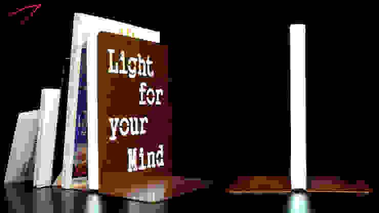 SpotStop (Light for your mind) di ANDREA SCARPELLINI DESIGN Minimalista